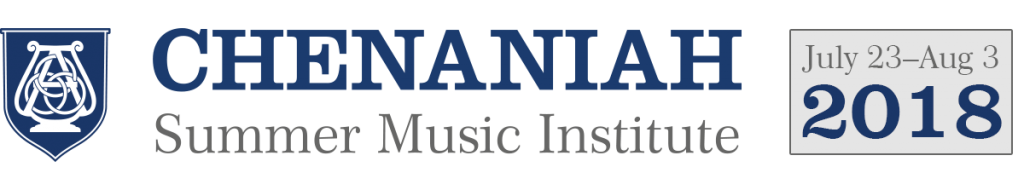 Chenaniah Summer Music Institute